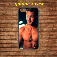 iphone 5 case,iphone 5 hard case,iphone 5 cover,iphone 5 hard cover---Ryan Gosling,in plastic