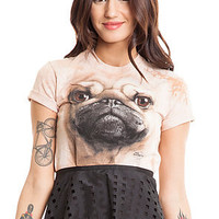 The Mountain Tee Pug