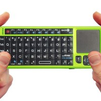 Mini Wireless Keyboard with Mouse Touchpad
