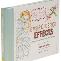 Embroidered Effects | Mod Retro Vintage Books | ModCloth.com
