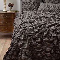 Anthropologie - Catalina Quilt, Charcoal