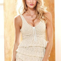The Angel Lace Tank