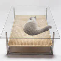 Hammock Table by Koichi Futatsumata for E&Y - Free Shipping