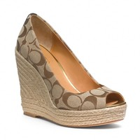 Coach :: Milan Wedge
