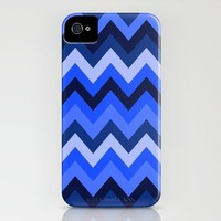 Chevron in the Sky iPhone Case by Romi Vega