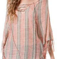BILLABONG BOHO GODDESS PONCHO  Womens  Clothing  New | Swell.com