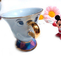 Chip Cup Beauty And The Beast