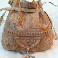 moroccan leather bag womens handbag purse shoulder bag messenger wallet hobo cross body