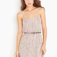 Scattered Sequin Dress in Clothes at Nasty Gal