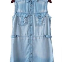 Farmer's Daughter Shirt Dress