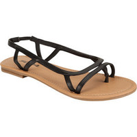 SODA Rihana Five Point Womens Sandals 174378100 | SALE | Tillys.com