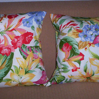Decorative Accent Pillow Covers Throw by UniquesewingBoutique