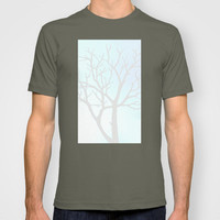Winter Tree T-shirt by Morgan Ralston
