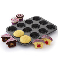 Cupcake Surprise Pan | Bake treat in middle of cupcake - Kitchen Krafts
