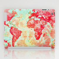 Oh, The Places We'll Go... iPad Case by Ally Coxon | Society6