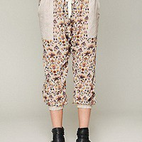 Free People  Paisley Mixed Pant at Free People Clothing Boutique