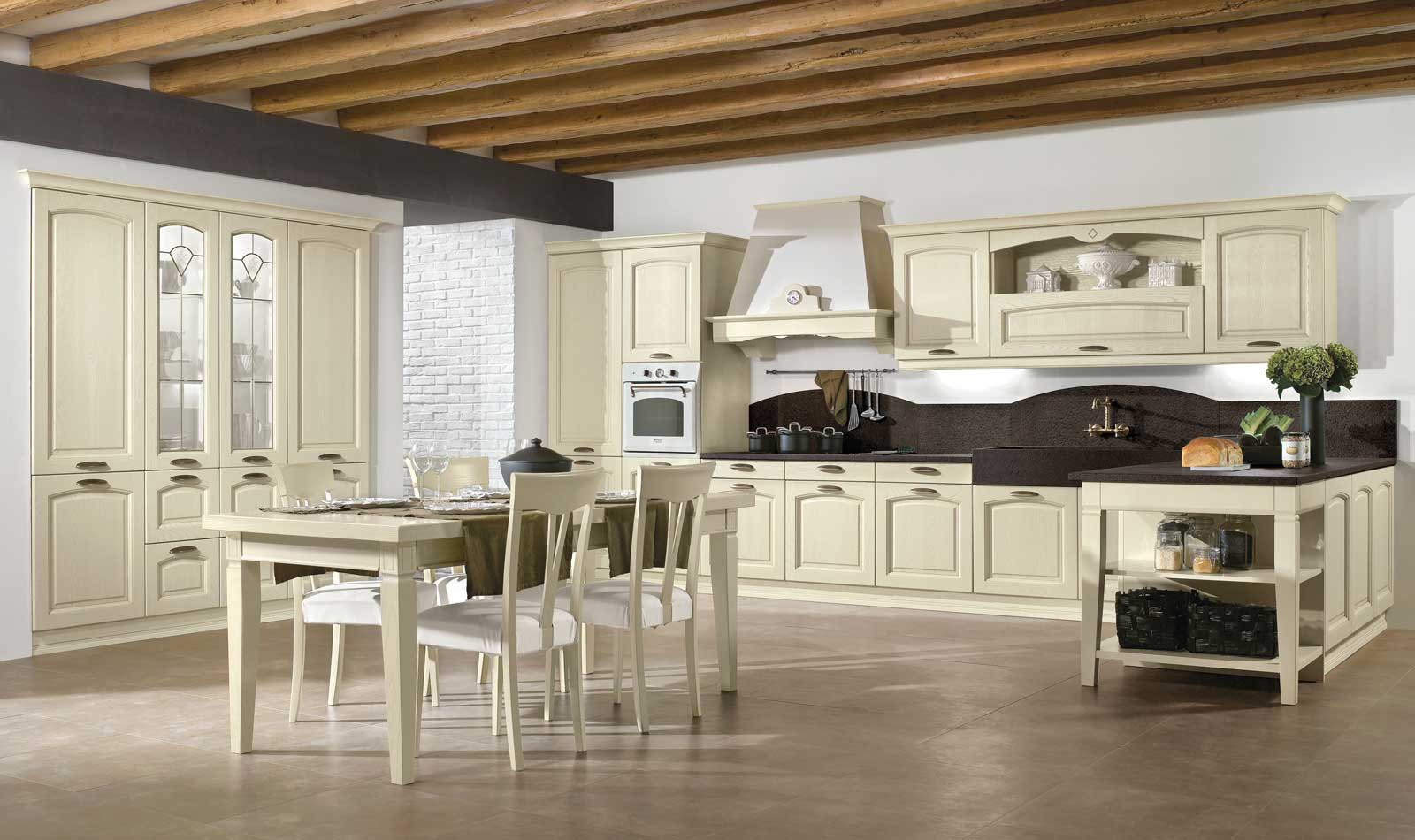 Arredo3 cucine moderne cucine from home for Cucine classiche