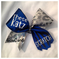 Katz Scratch by BowCandi on Etsy