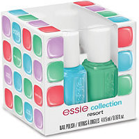 Essie Resort 4 Pc Mini Cube Nail Polish Set Ulta.com - Cosmetics, Fragrance, Salon and Beauty Gifts