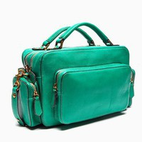 Orissa Leather Satchel  in  Accessories at Nasty Gal