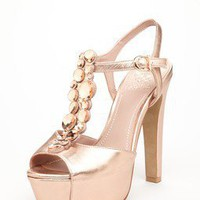 SHELLYS ROSE GOLD - HEELS - Shoes - Vince Camuto - Free Shipping