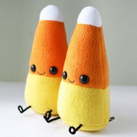 Handmade Gifts | Independent Design | Vintage Goods Happy Candy Corn Plush! - New Arrivals