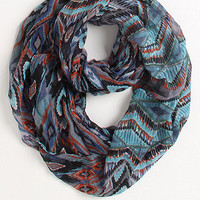 Kirra Tribal Infinity Scarf at PacSun.com