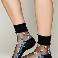 Free People Garden Splash Anklet