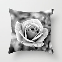 Rose Hallucinogen  Throw Pillow by RichCaspian | Society6