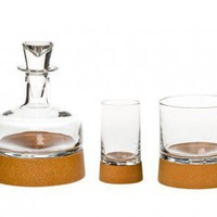 Cork Desu Whisky Set 6 | Highball