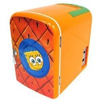 Spongebob Mini Fridge with AC Adapter