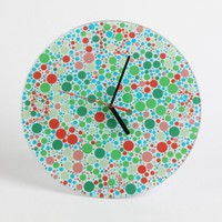 The Colour blind clock from sonodesign | Made By sonodesign | £34.99 | Bouf