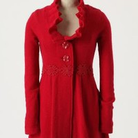 Alice in Autumn Sweatercoat-Anthropologie.com