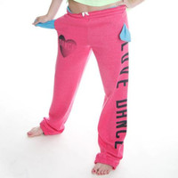 KARflash.com  Heartless Romantics &amp;quot;LOVE DANCE&amp;quot; Sweatpants