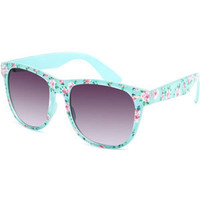 FULL TILT Floral Classic Sunglasses