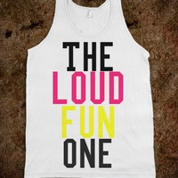 The Loud Fun Friend