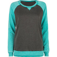 FULL TILT Essential Womens Burnout Sweatshirt 206204110 | Essentials | Tillys.com