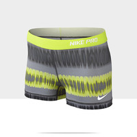 Check it out. I found this Nike Pro Core Printed 2.5&quot; Women&#x27;s Shorts at Nike online.