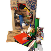 MAKE YOUR OWN KALEIDOSCOPE SET | DIY Kit, Kids&#x27; Game, Toy, Arts &amp; Crafts | UncommonGoods