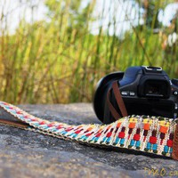 camera strap for DSLR / SLR 