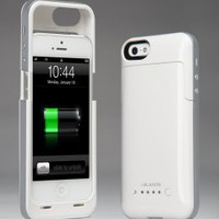 i-Blason PowerPack iPhone 5 Rechargeable External Battery Glider Full Protection Case with Micro 5 Pin USB Charging Port - AT&T, Sprint, Verizon (White)