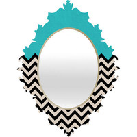 DENY Designs Home Accessories | Bianca Green Follow The Sky Baroque Mirror