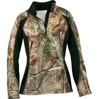 Cabela's: AGO Women's Stretch Fleece Top