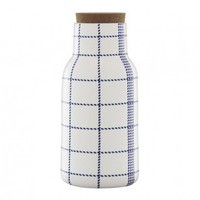 Mormor Blue Carafe w/cork