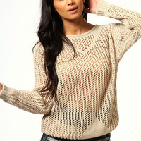 Taylor Loose Knit Jumper