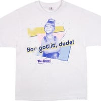Product Reviews and Ratings - T-shirts - You Got It Full House t-shirt from 80sTees.com