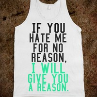 Reason - Protego - Skreened T-shirts, Organic Shirts, Hoodies, Kids Tees, Baby One-Pieces and Tote Bags