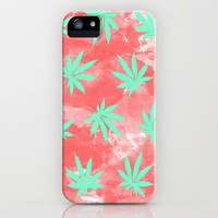 Bloom Deux iPhone Case by Bri Delasole | Society6