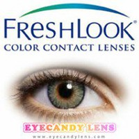 FreshLook Dailies Green - EyeCandy's