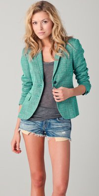 shopbop.com - Bailey Tweed Jacket